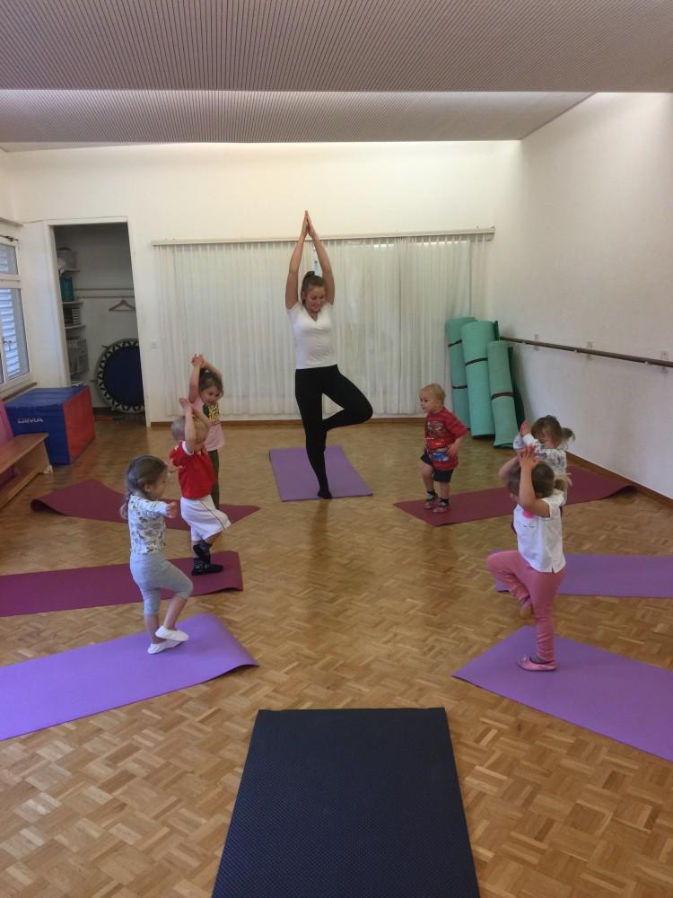 Yoga Unterricht