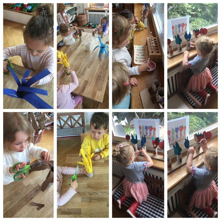 unsere Montessori-popup