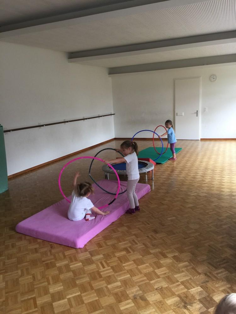 Yoga heisst auch neue Wege auszuprobieren